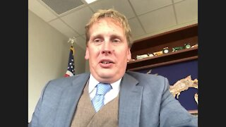 Full interview with Sen. Ed McBroom on Senate Committee findings