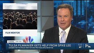 Tulsa Filmmaker Gets Help From Spike Lee