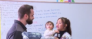 Las Vegas High School teacher honored