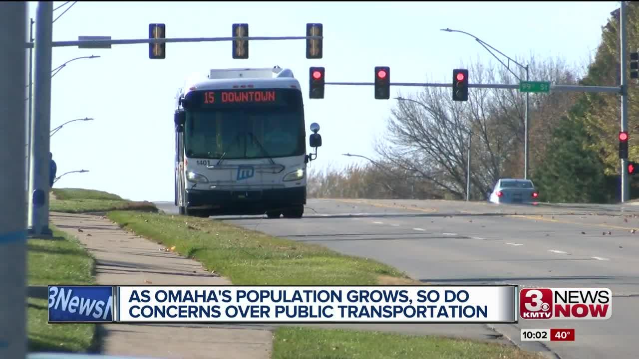 Public Transportation Concerns