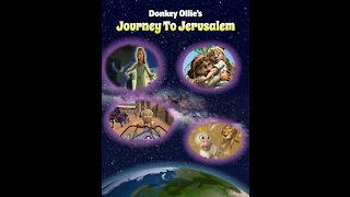 Donkey Ollie Journey to Jerusalem.