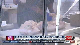 MLK CommUnity Initiative helps East Bakersfield residents in need, have 1,000 masks donated