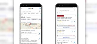 Google Maps helps you find COVID vaccines easier