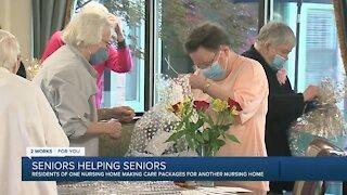 Seniors Helping Seniors Part 1