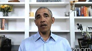 Former President Barack Obama Speaks Out On Police Reform
