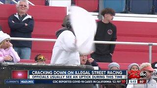 Law enforcement seeing uptick in street racing