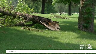 Homeowners continue evaluating storm damage