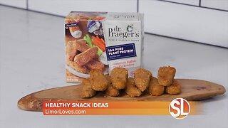 Limor Suss has has healthy snack ideas