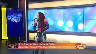 Masquerade Gala To Benefit Sex Trafficking Victims