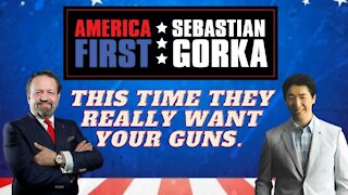 This time they really want your guns. Justin Moon with Sebastian Gorka on AMERICA First