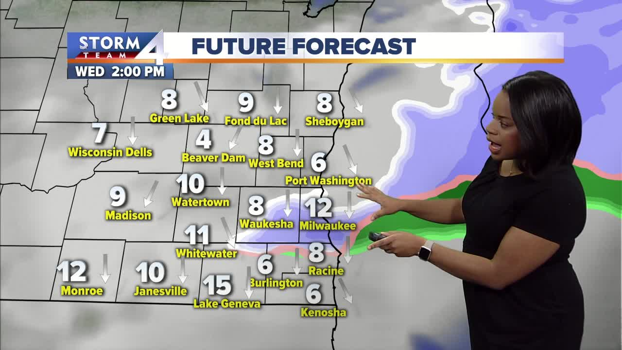 Winter Weather Advisory canceled for SE Wisconsin
