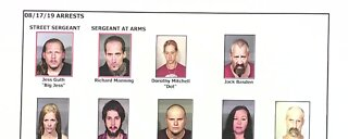 Suspected gang members arrested