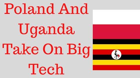 Mike Pence Won't Use 25th Amendment and Uganda Deplatforms Big Tech