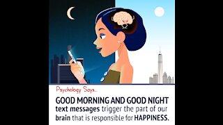 Good Morning and Good Night [GMG Originals]