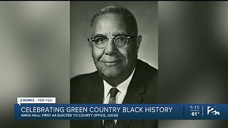 Black History Month: Honoring Amos Hall