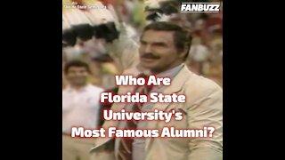Famous Florida State Alumni