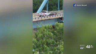Fort Leavenworth soldier stops active shooter on bridge