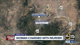 PD: Prescott woman arrested for murder after faking kidnapping