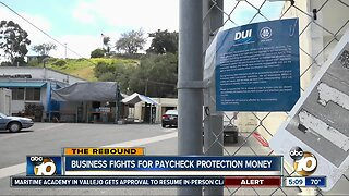 Local business fights for Paycheck Protection Program money