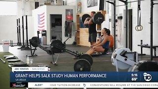 $220M grant helps La Jolla scientists study human performance
