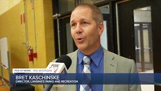 Lansing Parks and Recreation Director Brett Kaschinski