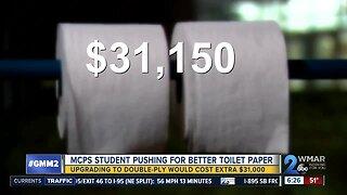 single ply toilet paper