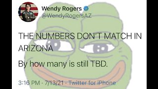 AZ Audit: Numbers Don't Match, 10 Days, VoterGA Exposes Major Election Fraud