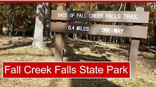 Fall Creek Falls Hiking | Tennessee State Parks
