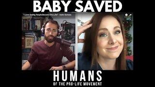 BABY SAVED