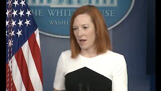 """Press Sec SHOCKED When Reporter Asks About Biden Opening New """"Cages"""" At Border For Children"""