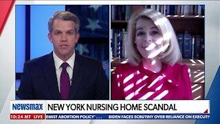 McCaughey Blasts Cuomo for Nursing Home Coverup