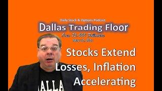 Dallas Trading Floor LIVE - May 12, 2021