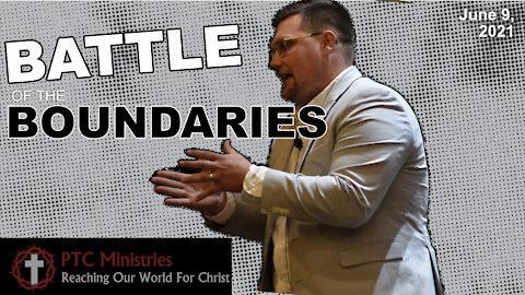 """Battle of the Boundaries"" | Pastor Gade Abrams"