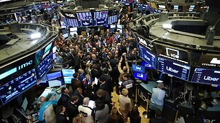 Wall Street aflutter with trade optimism, hope for interest rate cuts