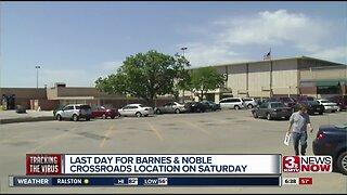 Barnes and Noble Closing