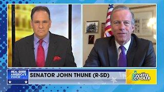 Senator John Thune (R-SD): President Biden is Wrong on Afghanistan Troop Pullout