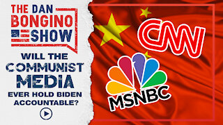 Will The Communist Media Ever Hold Biden Accountable?