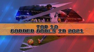 Top 10 corner goals in soccer history.