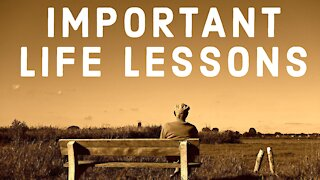 Best Life Lessons