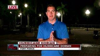 Fort Pierce preparing for Hurricane Dorian