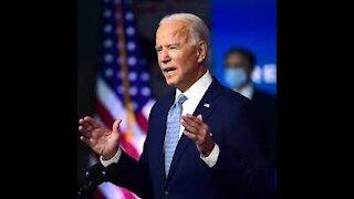 President Joe Biden comments on Russia sanctions
