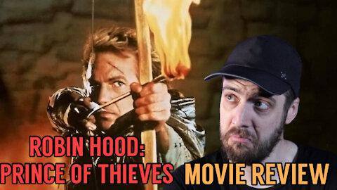 Robin Hood Prince of Thieves - Movie Review (1991)