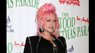 Cyndi Lauper jumps to the defence of Sharon Osbourne amid racism claims