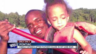 Family of man killed in hit-and-run speaks out