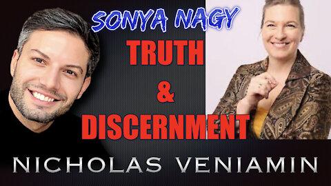 Sonya Nagy Discusses Truth & Discernment with Nicholas Veniamin