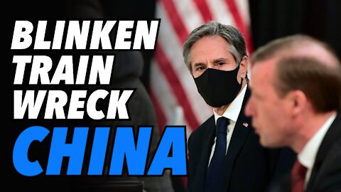 Blinken's Alaska China train wreck changes world order