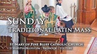 Fr. Gregory Ihm's Sermon for Sunday, Jan. 24, 2021 (TLM)