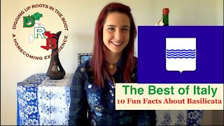 10 fun Facts about Basilicata Italy