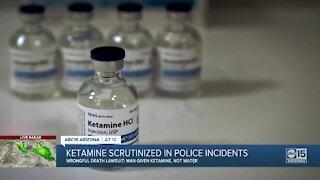 Tucson wrongful death lawsuit questions ketamine usage