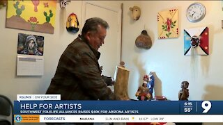 Group supports local traditional artists during pandemic
